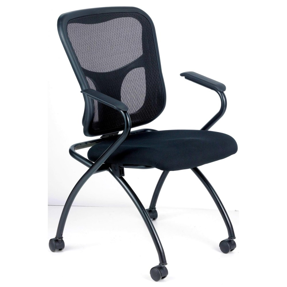 Comfortable Folding Office Chair