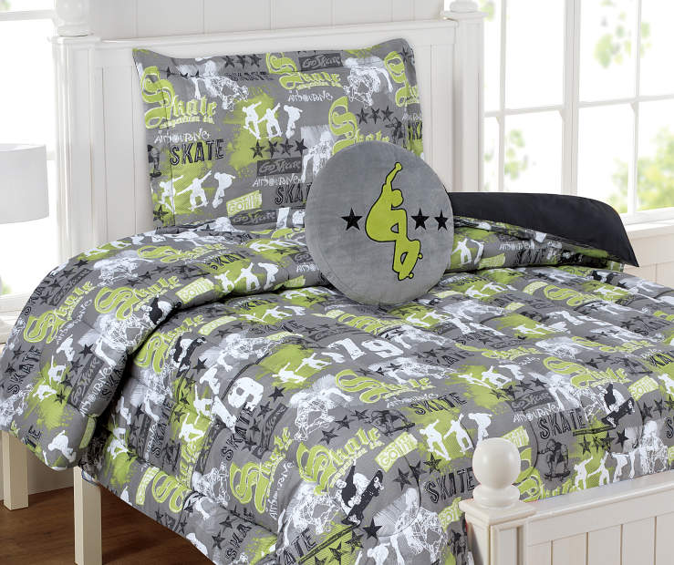 Comforter And Sheet Set