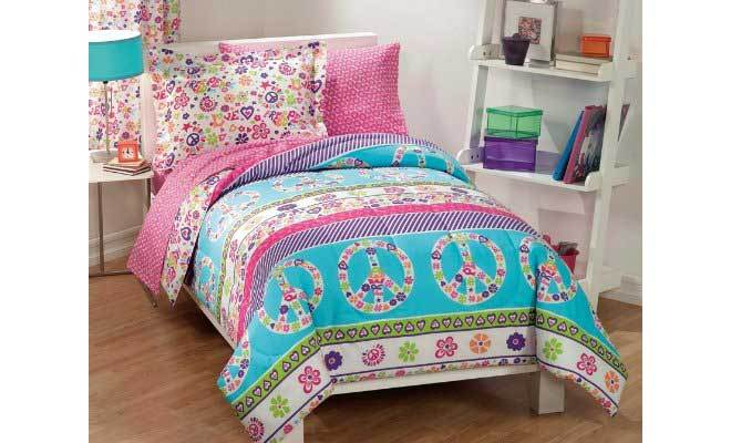 Comforter Set For Girls