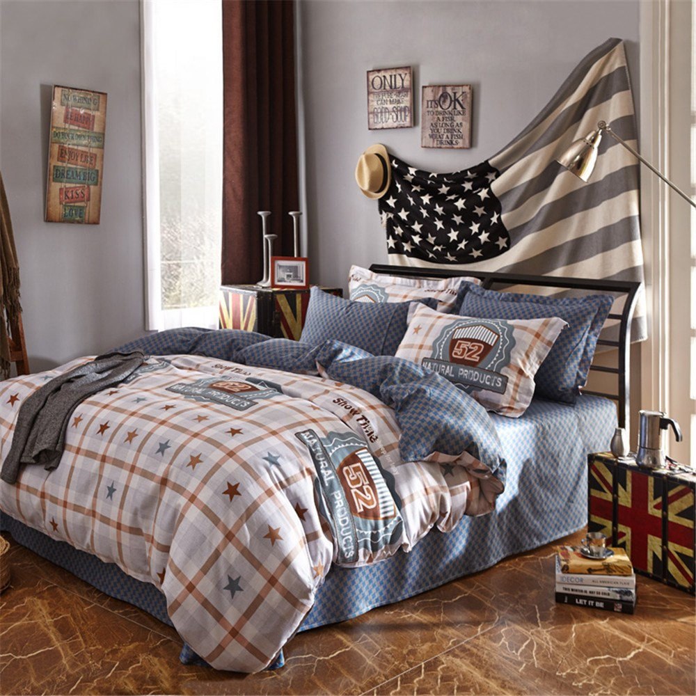 Comforter Set For Men