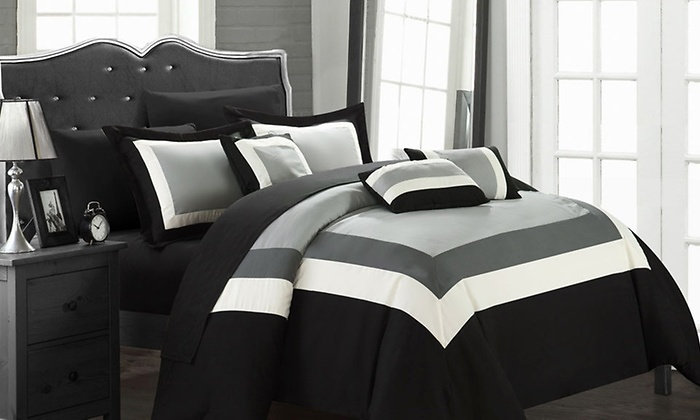 Comforter Set With Sheets Included