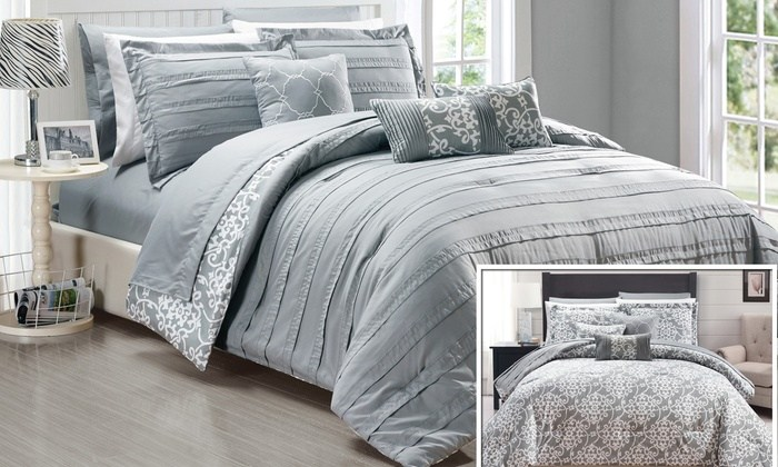 Comforter Set With Sheets