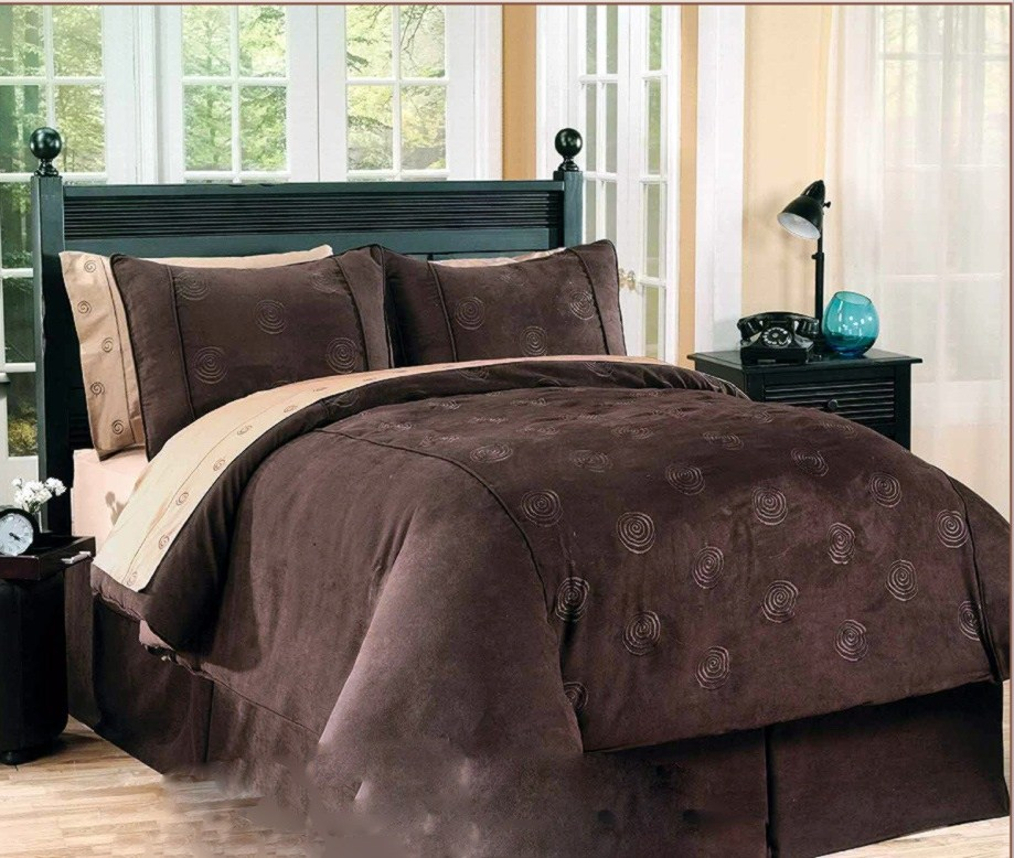 Comforter Sets Brown