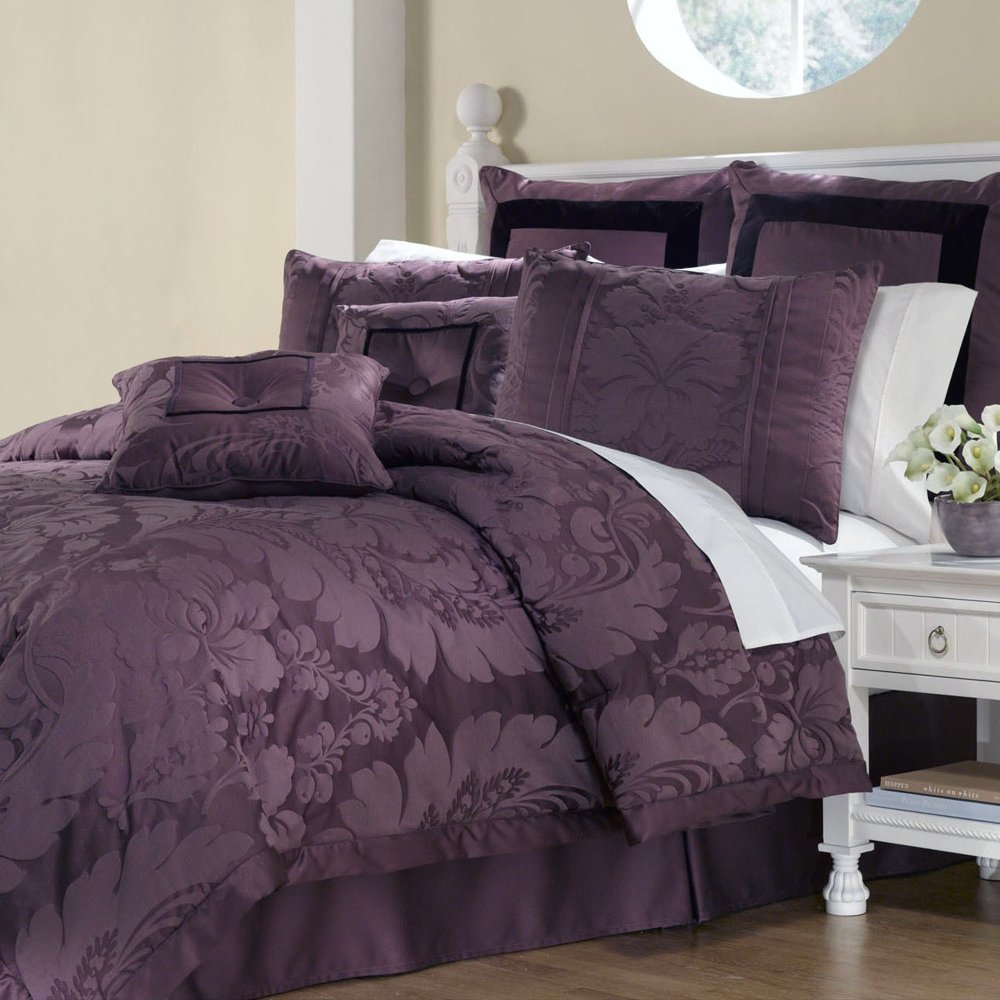 Comforter Sets Purple