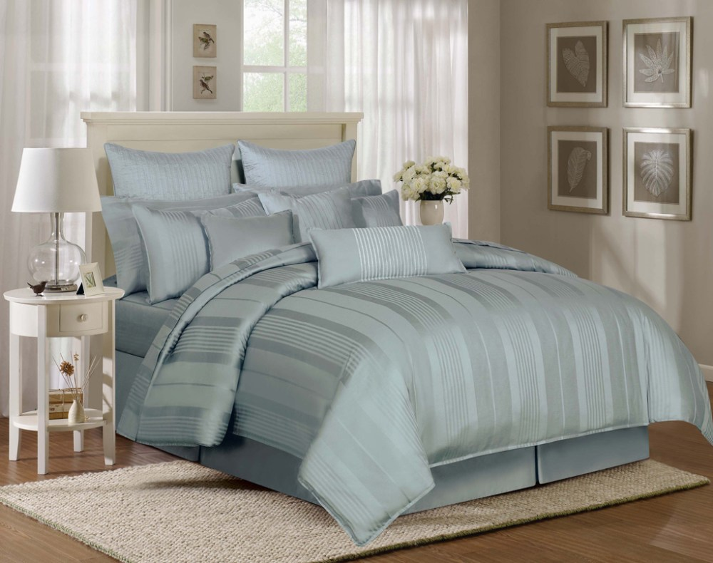 Comforter Sets Queen Blue