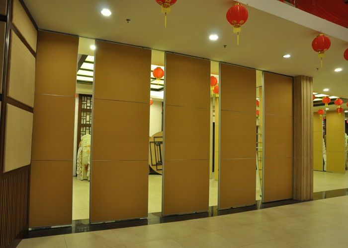 Commercial Room Dividers Sliding