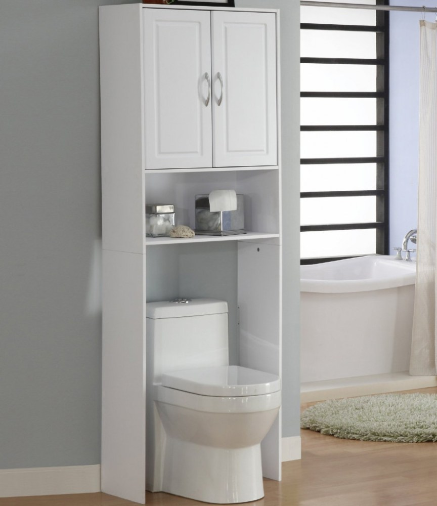 Contemporary Bathroom Storage Cabinets