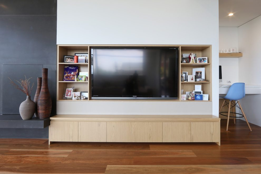 Contemporary Wooden Tv Stands