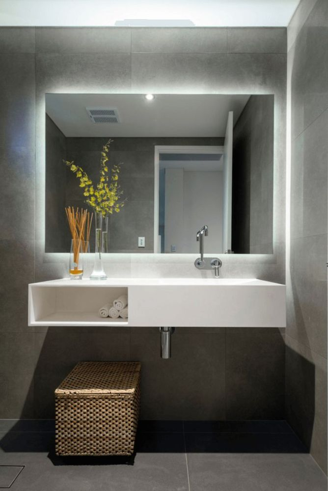 Cool Bathroom Mirror Ideas