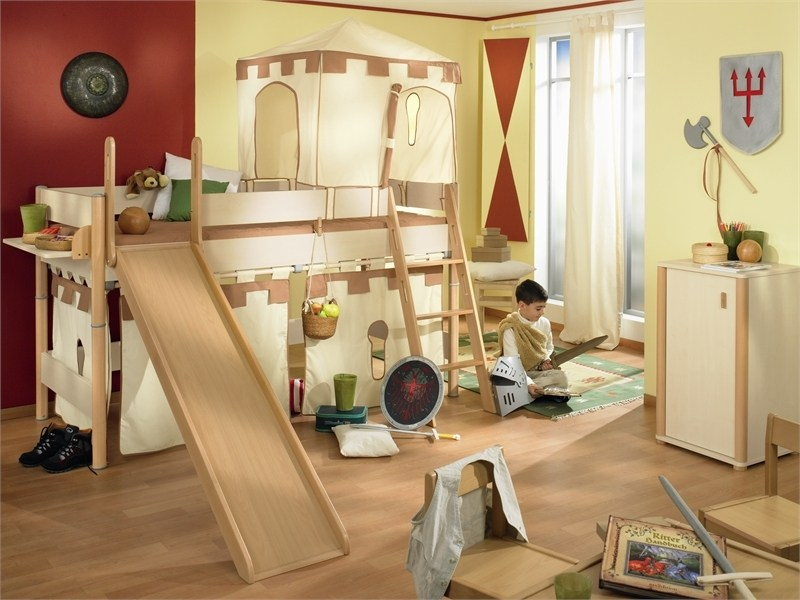 Cool Bed Designs For Kids