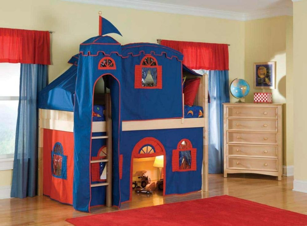 Cool Beds For Kids Boys