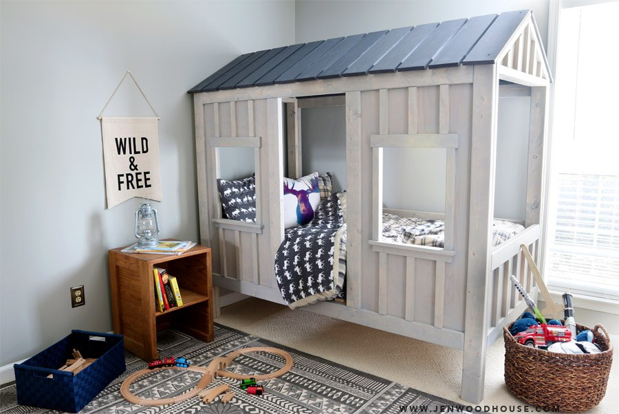 Cool Diy Kids Beds