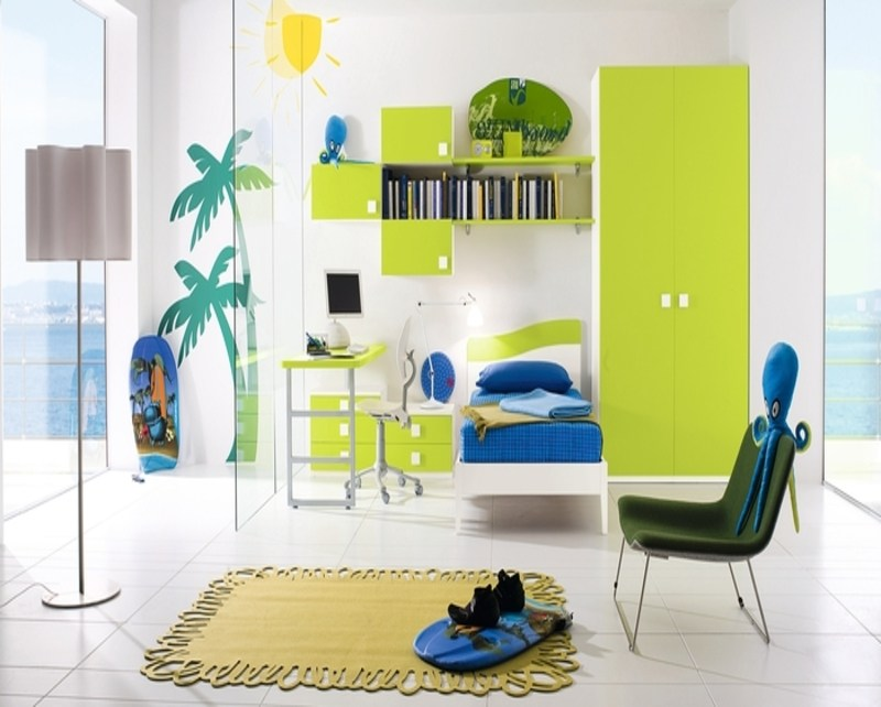 Cool Kids Bedroom Ideas