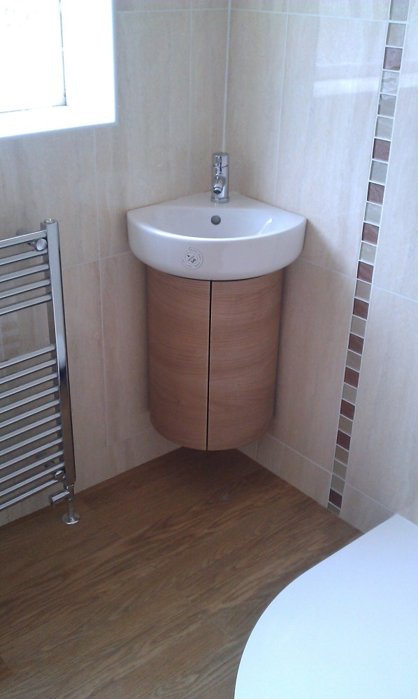 Corner Cabinet For Bathroom Sink