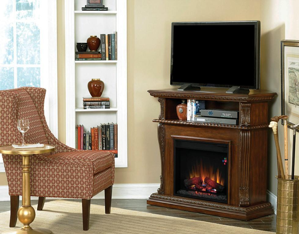 Corner Fireplace Tv Stand Big Lots