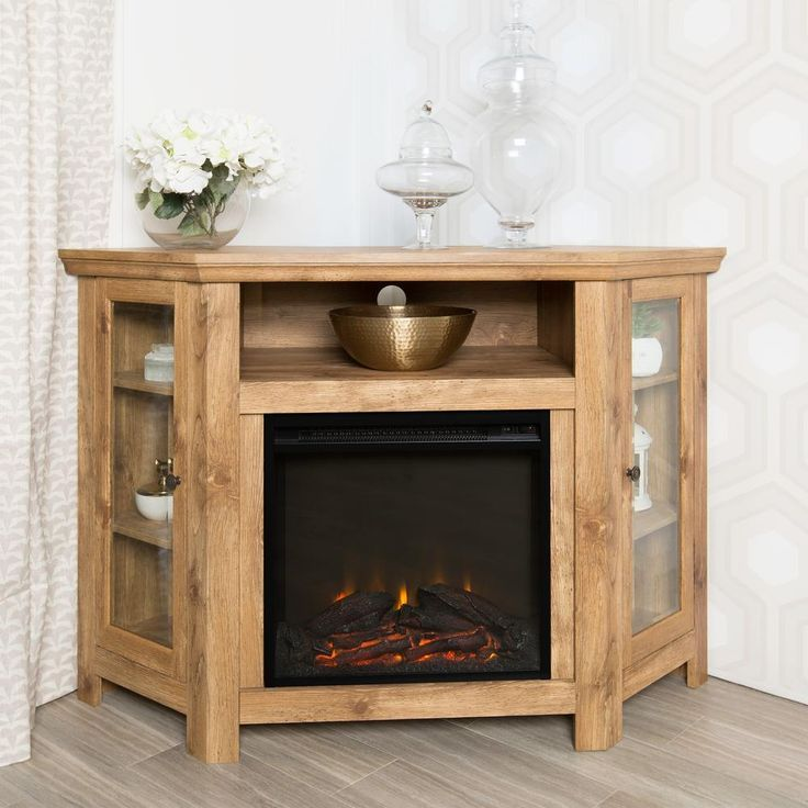 Corner Tv Stand Ideas Pinterest
