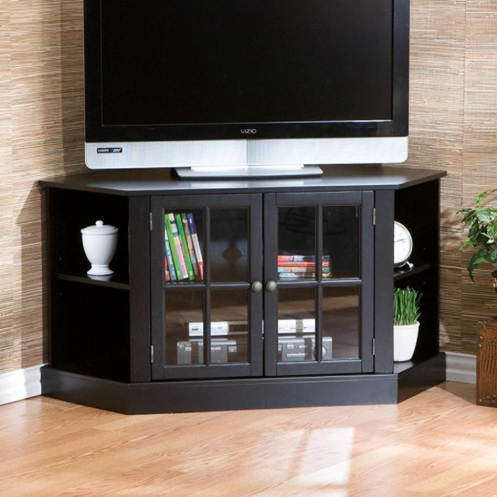 Corner Tv Stand With Doors