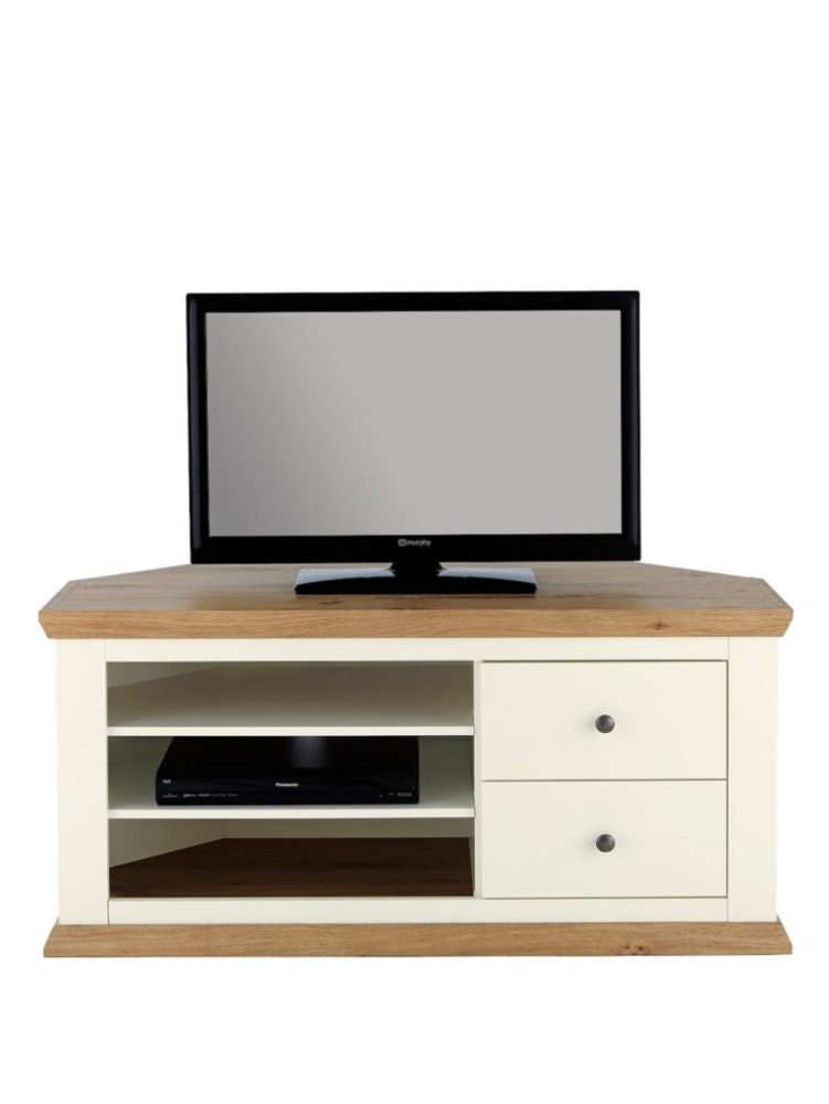 Corner Tv Stand With Shelves