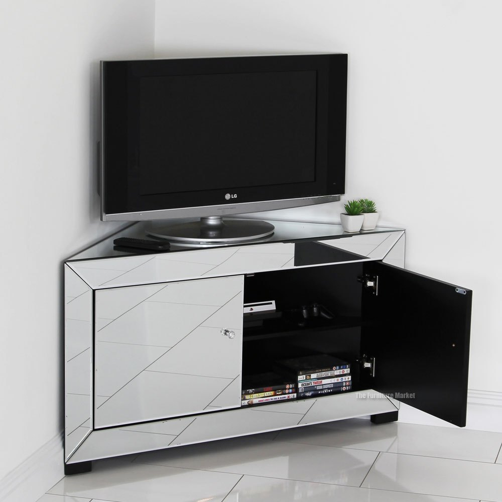 Corner Tv Stands For Flat Screens