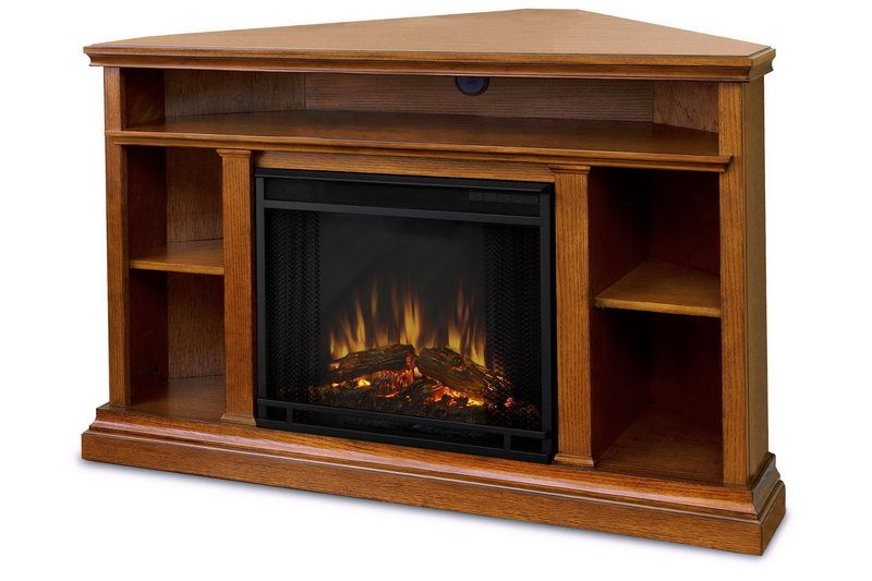 Corner Unit Fireplace Tv Stand