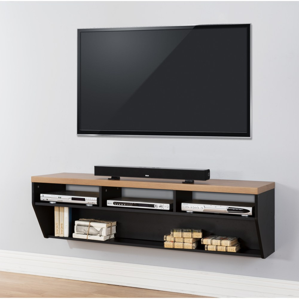 Corner Wall Mount Tv Stand With Shelf