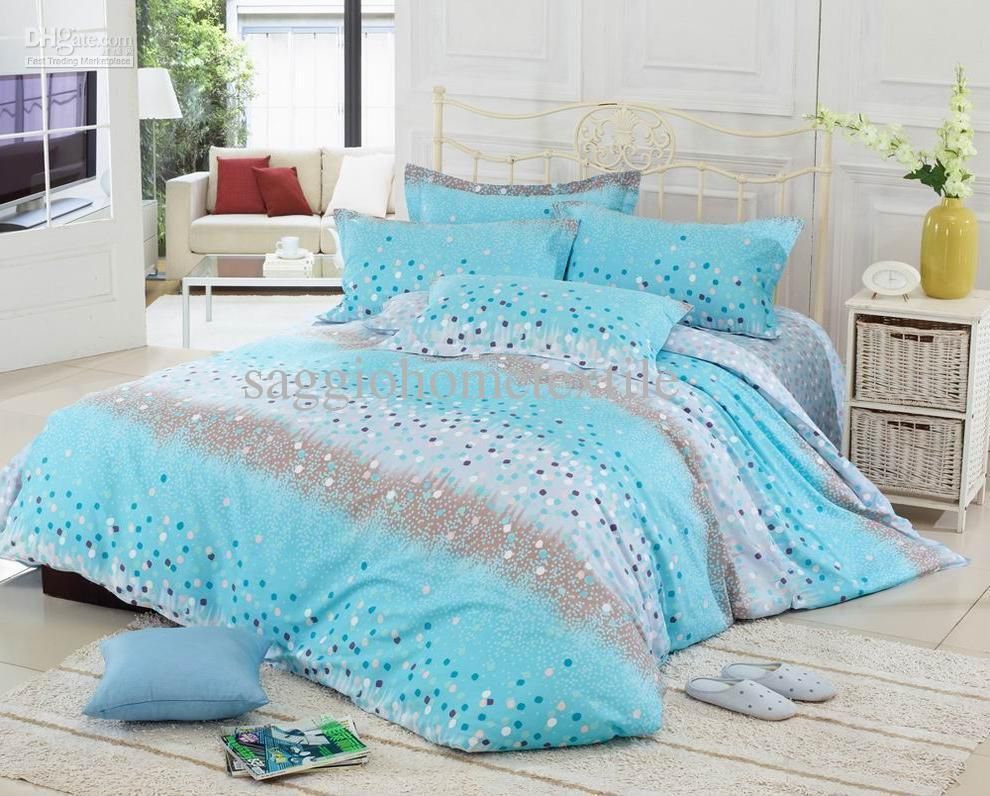 Cotton Comforter Sets Full