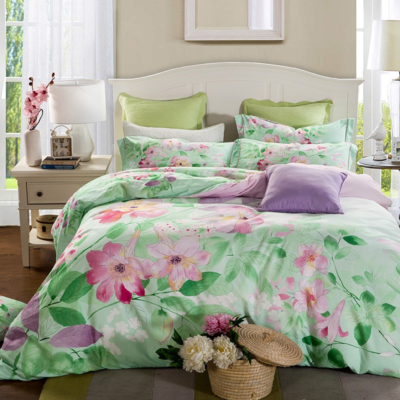 Cotton Comforter Sets King Sale