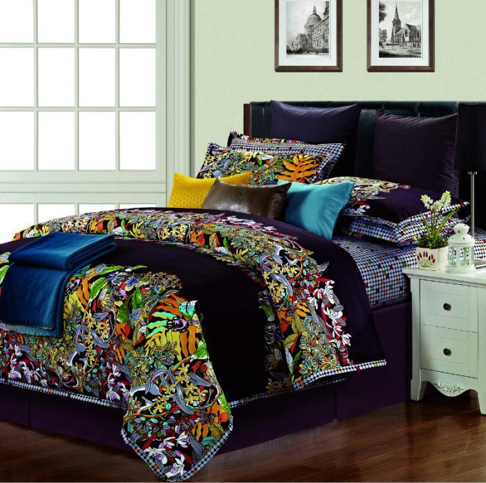 Cotton Comforter Sets King Size