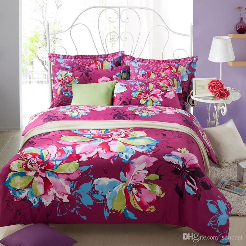 Cotton Comforter Sets Queen Size