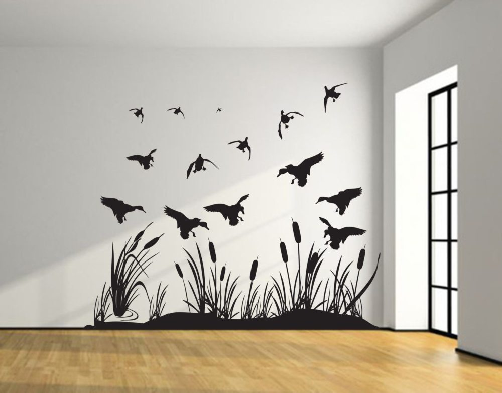 Country Girl Wall Decals