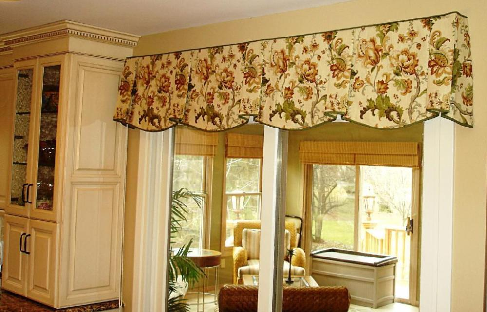 Country Kitchen Valances