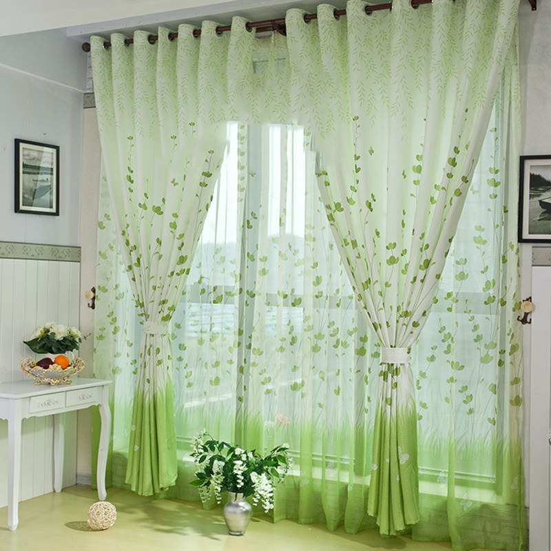 Country Style Valances For Living Room