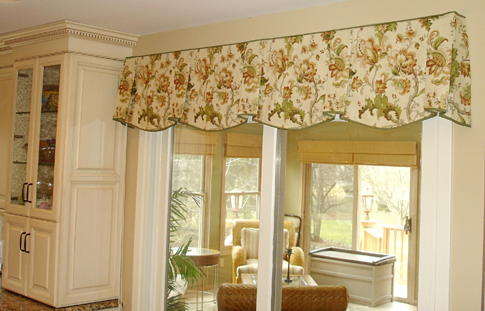 Country Style Valances