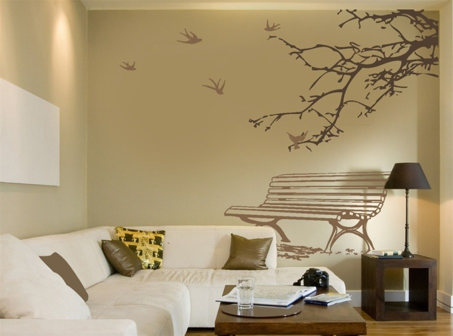 Country Wall Decals For Living Room