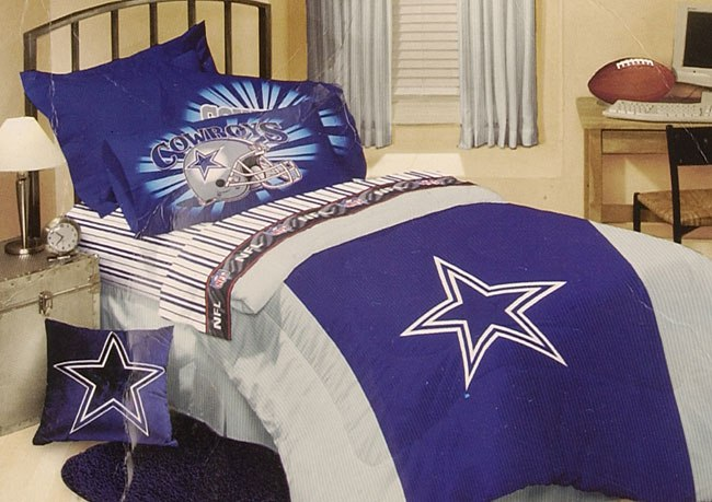 Cowboys Comforter Set Twin