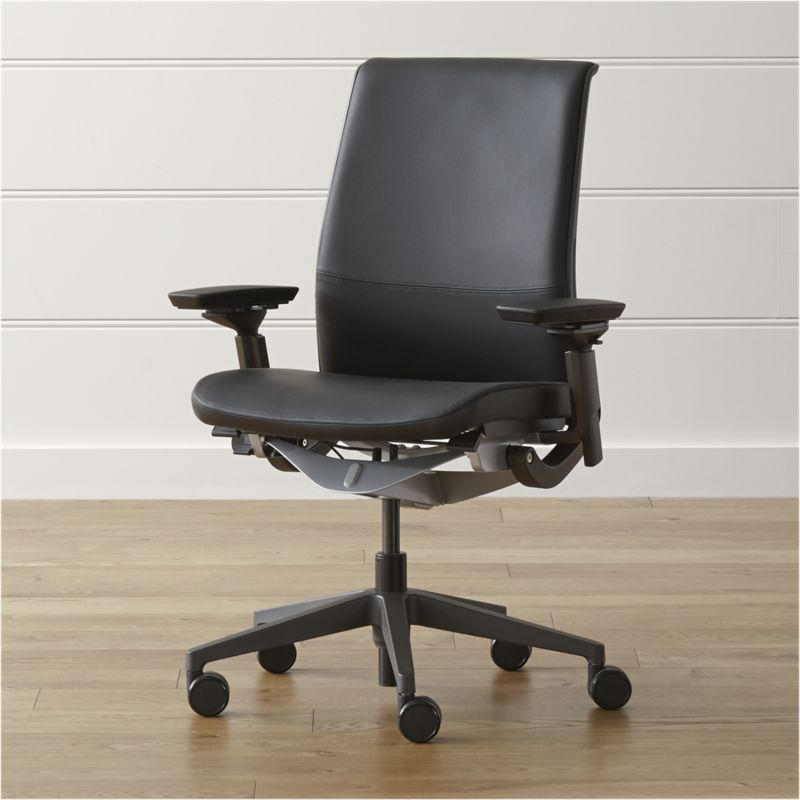Crate And Barrel Office Chair