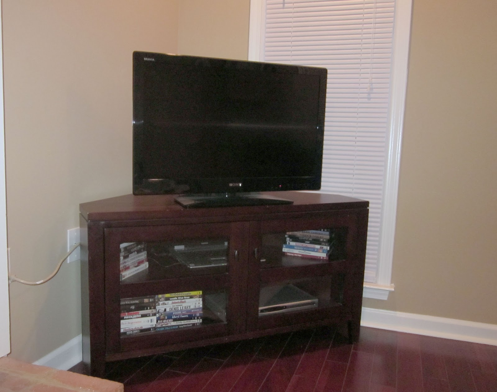 Crate And Barrel Tv Stand