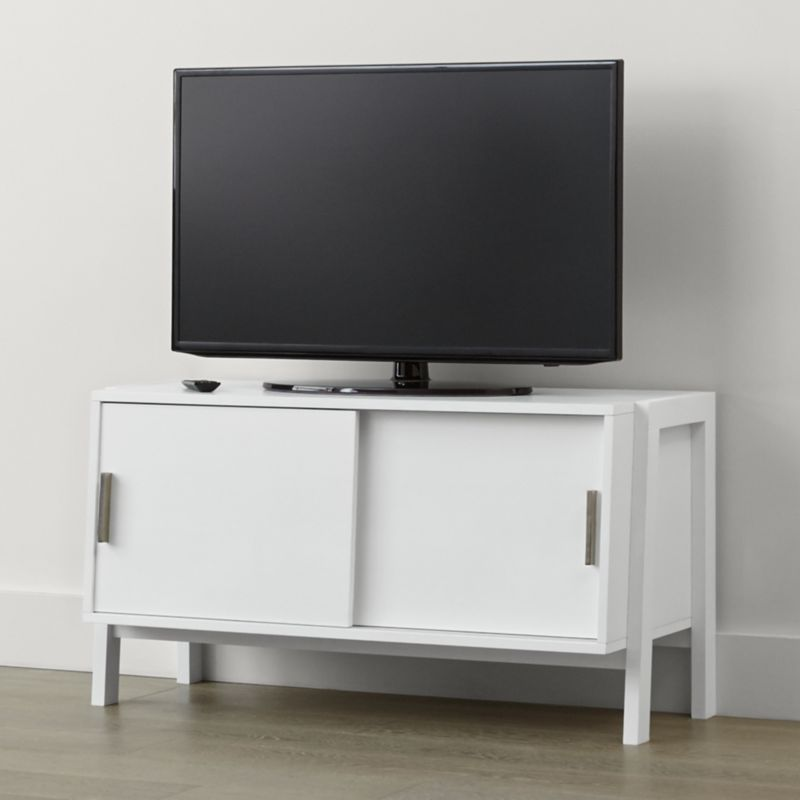 Crate And Barrel Tv Stands