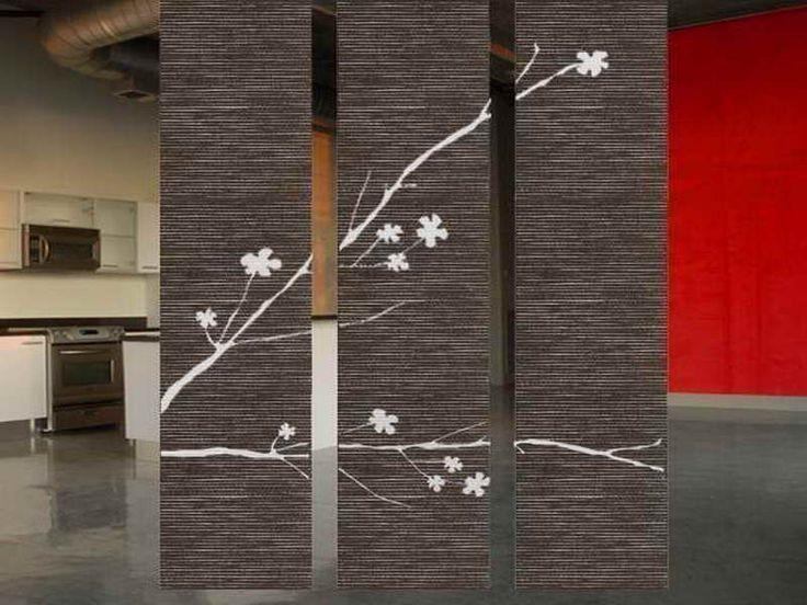 Creative Hanging Room Dividers