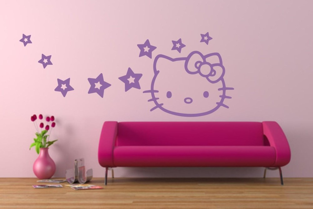 Creative Wall Decals Designs