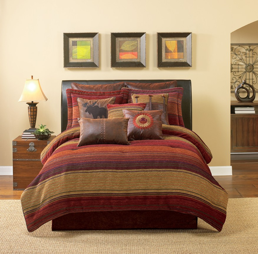 Croscill Plateau King Comforter Set