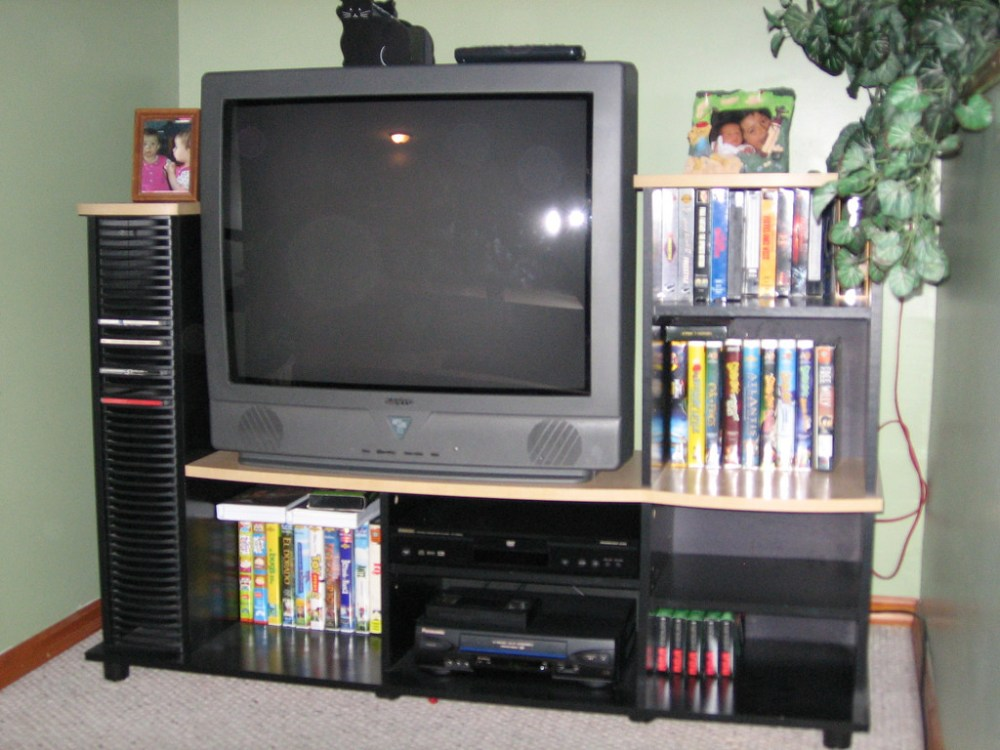 Crt Tv Stand