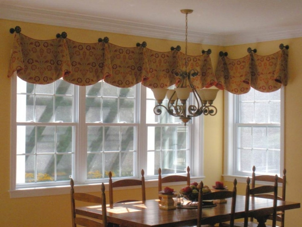 Curtain Valance Ideas Bedroom