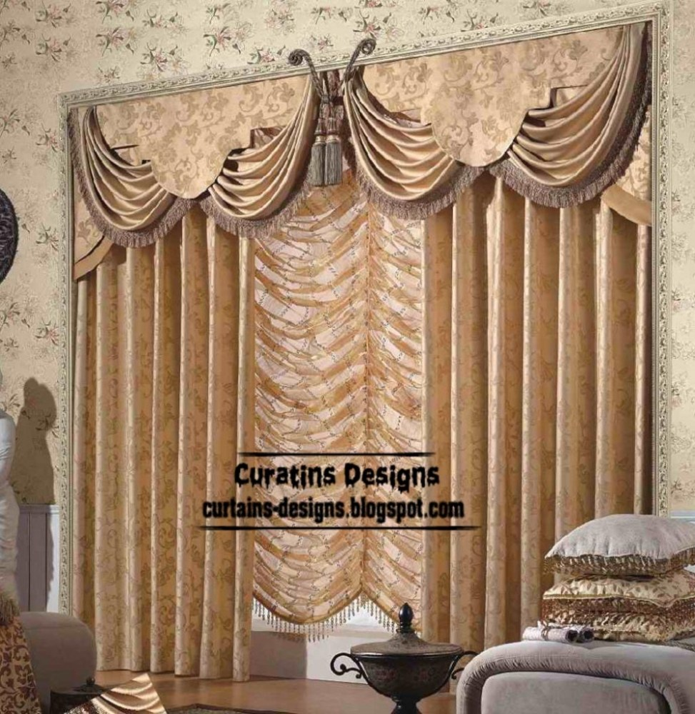 Curtain Valance Ideas To Sew