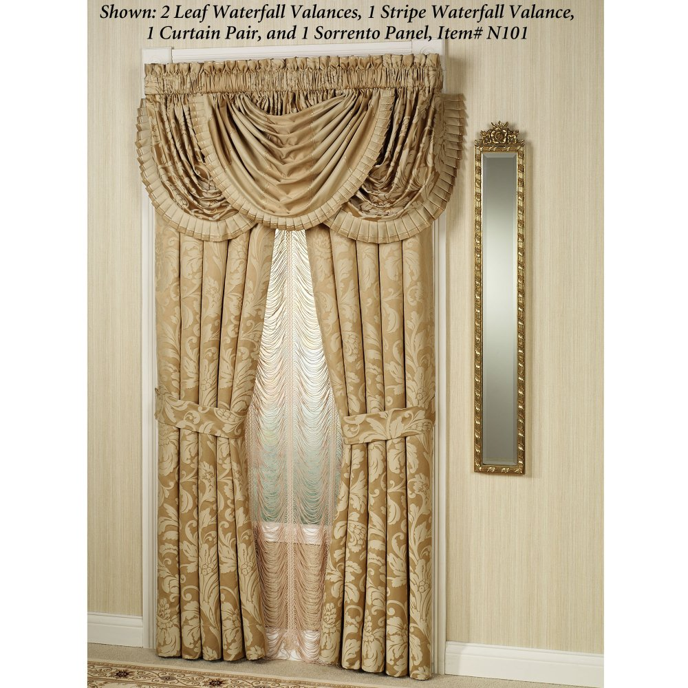 Curtain With Valance