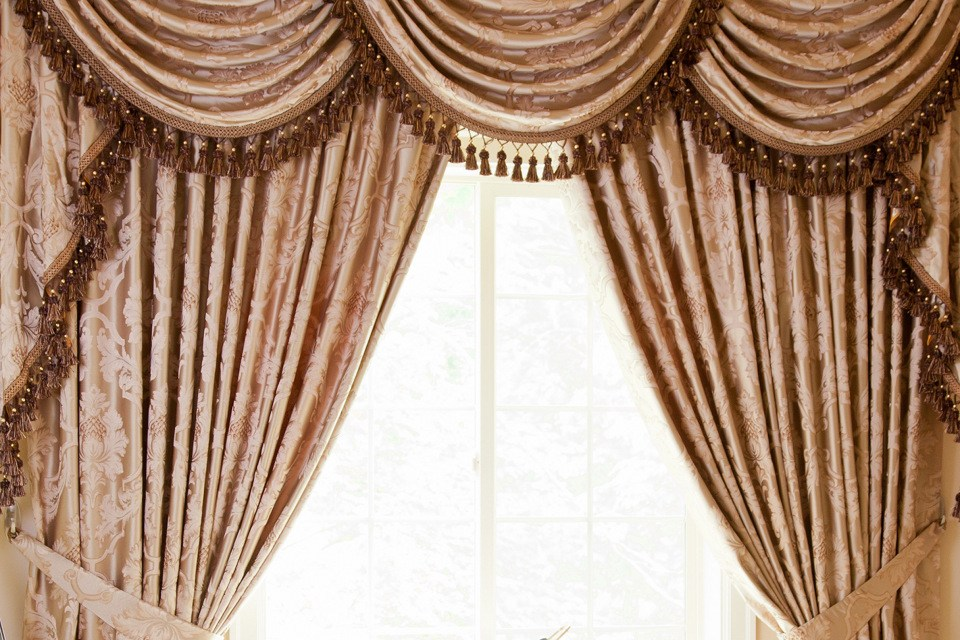 Curtains Swags And Valances