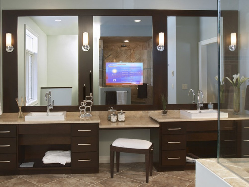 Custom Bathroom Cabinets Atlanta