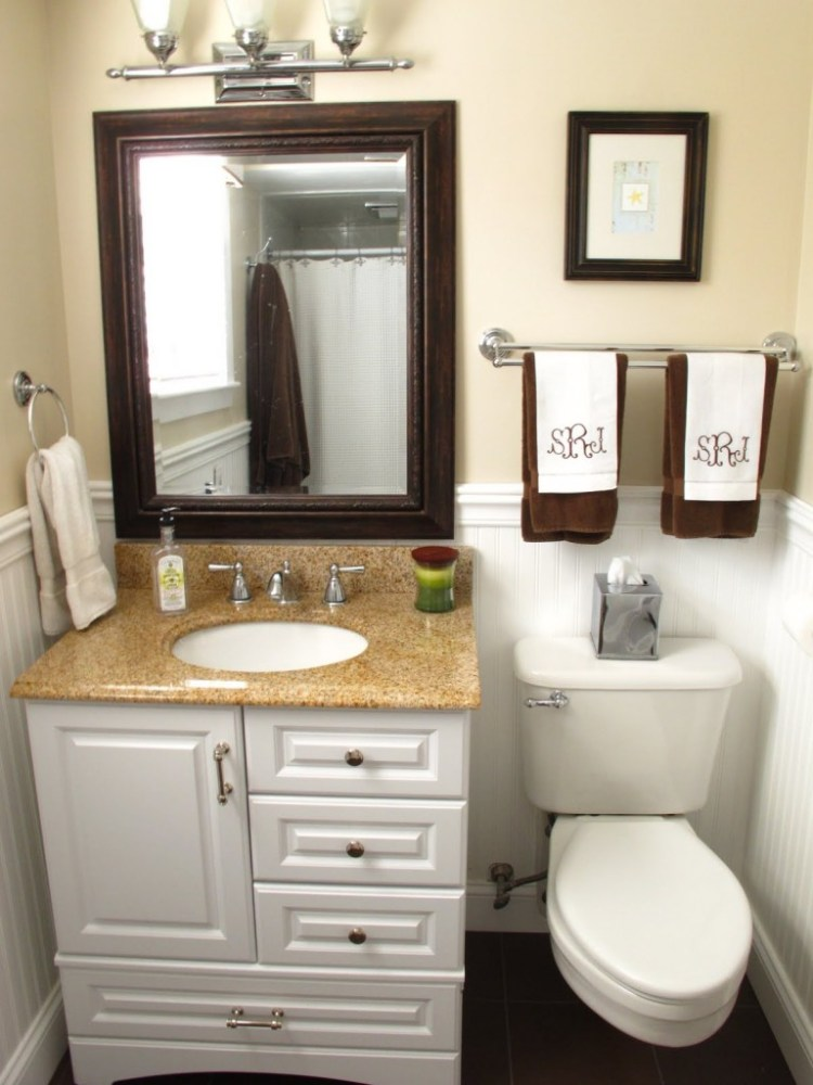 Custom Bathroom Cabinets Home Depot