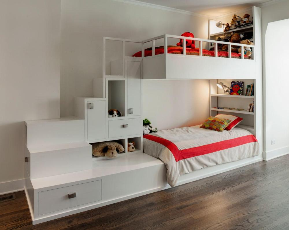 Custom Kids Bedroom Furniture