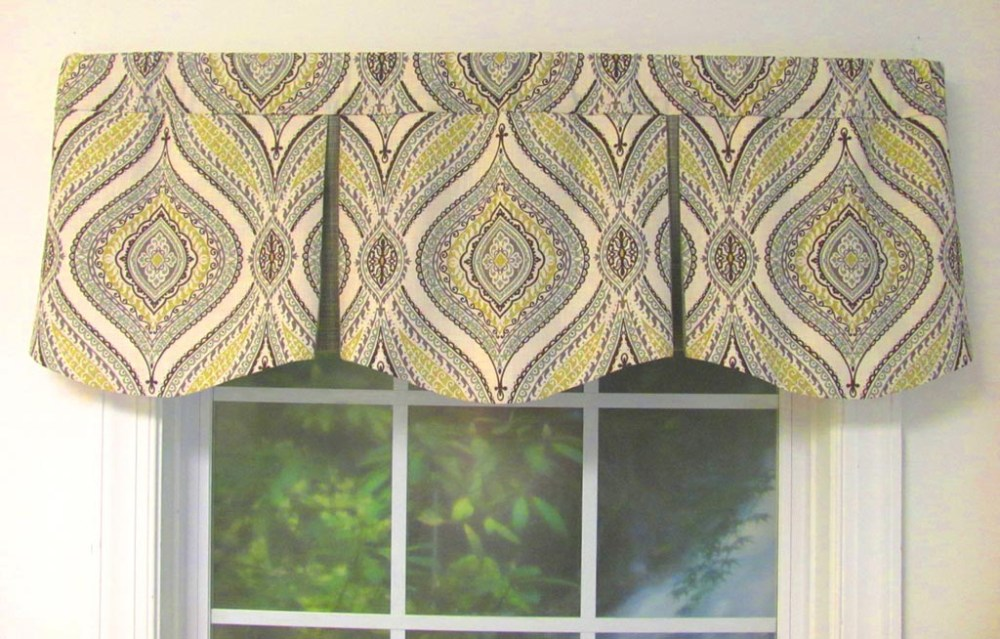 Custom Made Valances